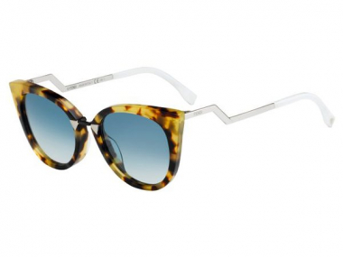 Cat Eye sunčane naočale - Fendi FF 0118/S XU4/56
