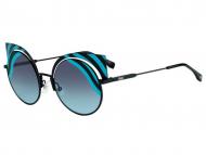 Fendi sunčane naočale - Fendi FF 0215/S 0LB/JF