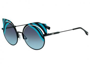 Cat Eye sunčane naočale - Fendi FF 0215/S 0LB/JF