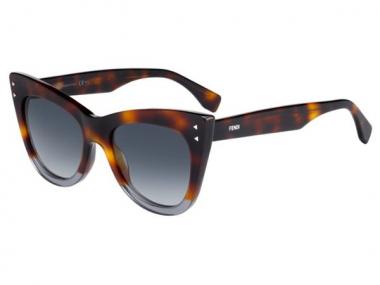 Cat Eye sunčane naočale - Fendi FF 0238/S AB8/9O