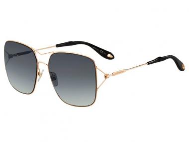 Oversize sunčane naočale - Givenchy GV 7004/S DDB/HD