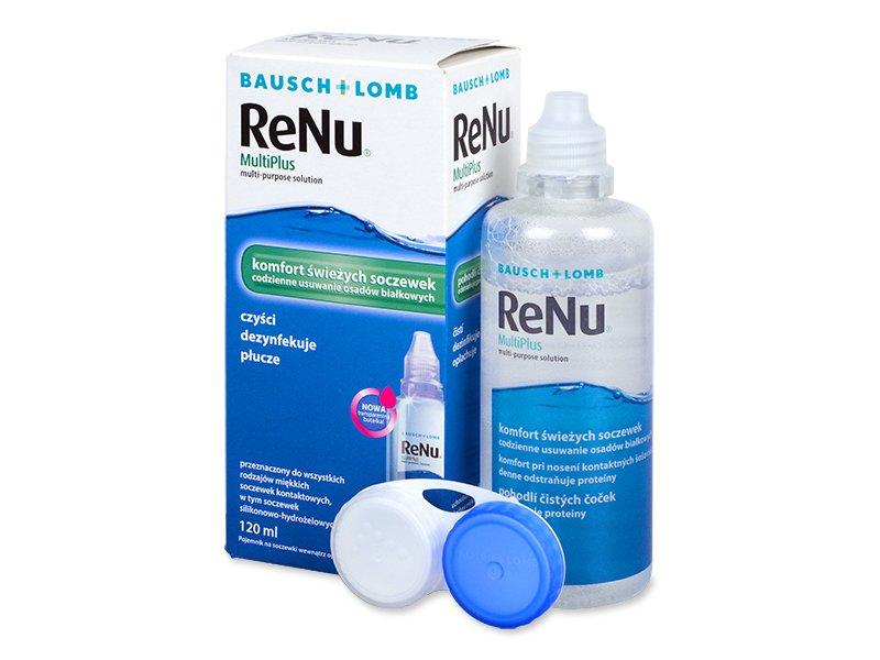 Otopina za čišćenje - Otopina ReNu MultiPlus 120ml