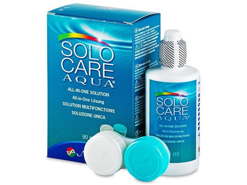 SoloCare Aqua 90ml  - Otopina za čišćenje