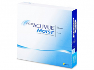 Kontaktne leće Johnson and Johnson - 1 Day Acuvue Moist (90 kom leća)