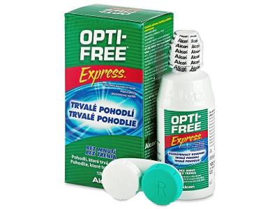 Otopina OPTI-FREE Express 120ml