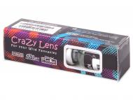 Leće u boji - Crazy GLOW (2komleća)
