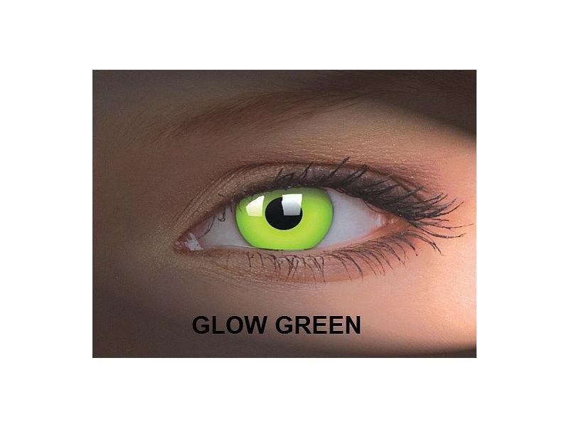 Crazy GLOW (2komleća) - Glow Green