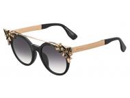 Jimmy Choo sunčane naočale - Jimmy Choo VIVY/S 06K/9C