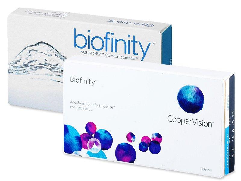 Stariji dizajn - Biofinity (3komleća)