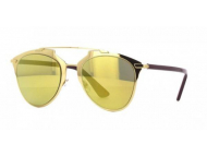 Okrugli sunčane naočale - Dior REFLECTED YC2/K1