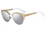 Okrugli sunčane naočale - Dior DIORAMA MINI J5G/DC
