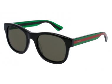Sunčane naočale - Gucci - Gucci GG0003S-002