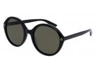 Oval / Elipse sunčane naočale - Gucci GG0023S-001