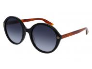 Oval / Elipse sunčane naočale - Gucci GG0023S-003