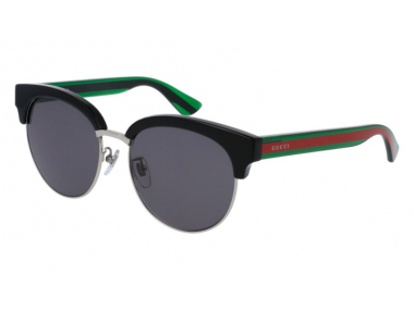 Browline sunčane naočale - Gucci GG0058SK-002