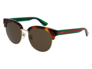 Browline sunčane naočale - Gucci GG0058SK-003