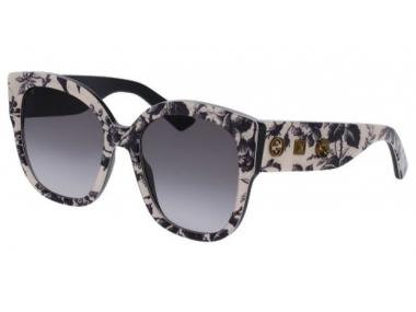 Oversize sunčane naočale - Gucci GG0059S-004