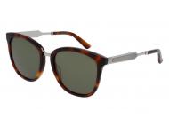 Oval / Elipse sunčane naočale - Gucci GG0073S-003