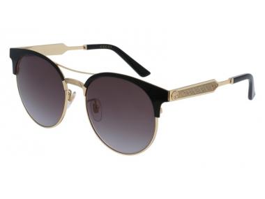 Clubmaster sunčane naočale - Gucci GG0075S-002