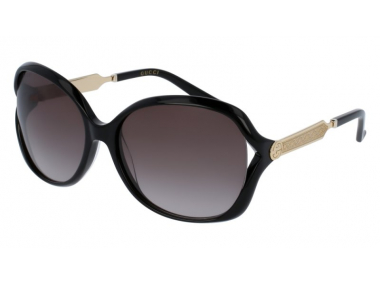 Oval / Elipse sunčane naočale - Gucci GG0076S-002