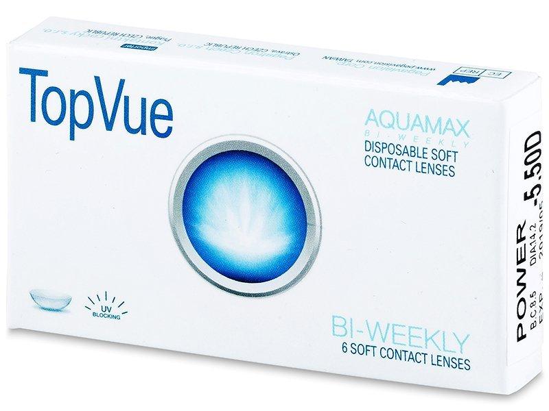 Dvotjedne kontaktne leće - TopVue Bi-weekly (6komleća)