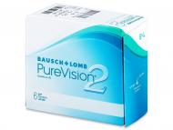 Kontaktne leće - PureVision 2