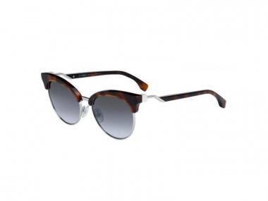 Clubmaster sunčane naočale - Fendi FF 0229/S 086/GB
