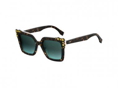 Extravagant sunčane naočale - Fendi FF 0260/S C9K/EQ