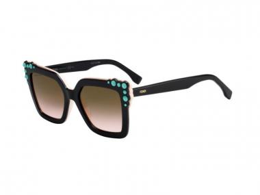 Fendi sunčane naočale - Fendi FF 0260/S 3H2/53
