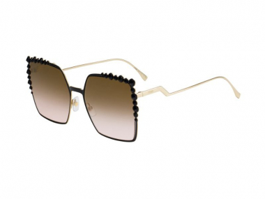 Fendi sunčane naočale - Fendi FF 0259/S 2O5/53