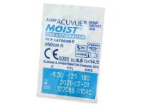 1 Day Acuvue Moist for Astigmatism (30komleća) - Pregled blister pakiranja