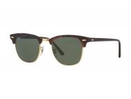 Clubmaster sunčane naočale - Ray-Ban CLUBMASTER RB3016 - W0366