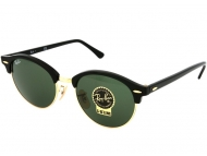 Sunčane naočale - Ray-Ban Clubround RB4246 - 901